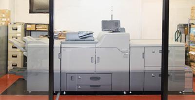 オンデマンド印刷機 リコー Pro c7110s