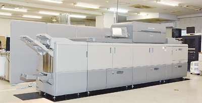 オンデマンド印刷機 リコー Pro c75lex